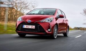 Toyota Yaris Design