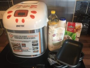 Product Review: Zero Gluten Baker from Imetec