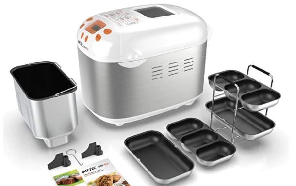 gluten free bread maker