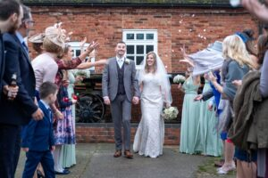 Staffordshire wedding