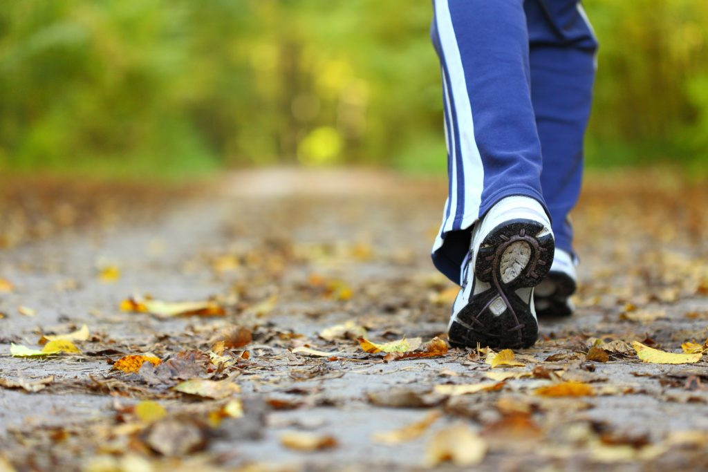 Can you go for a walk if you are self-isolating?