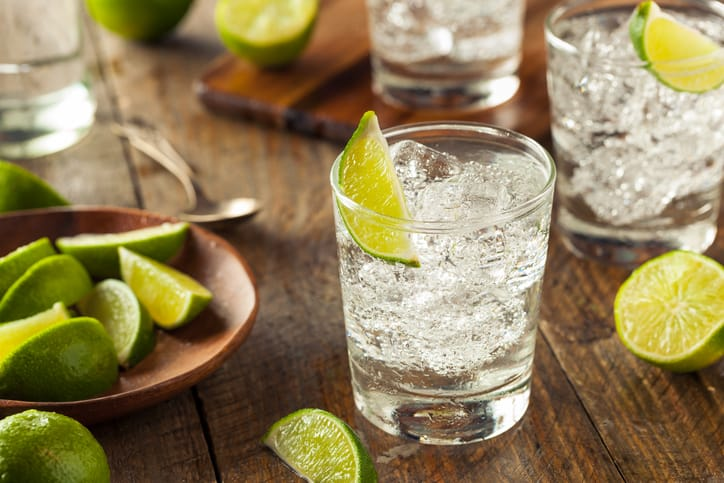 festive gins