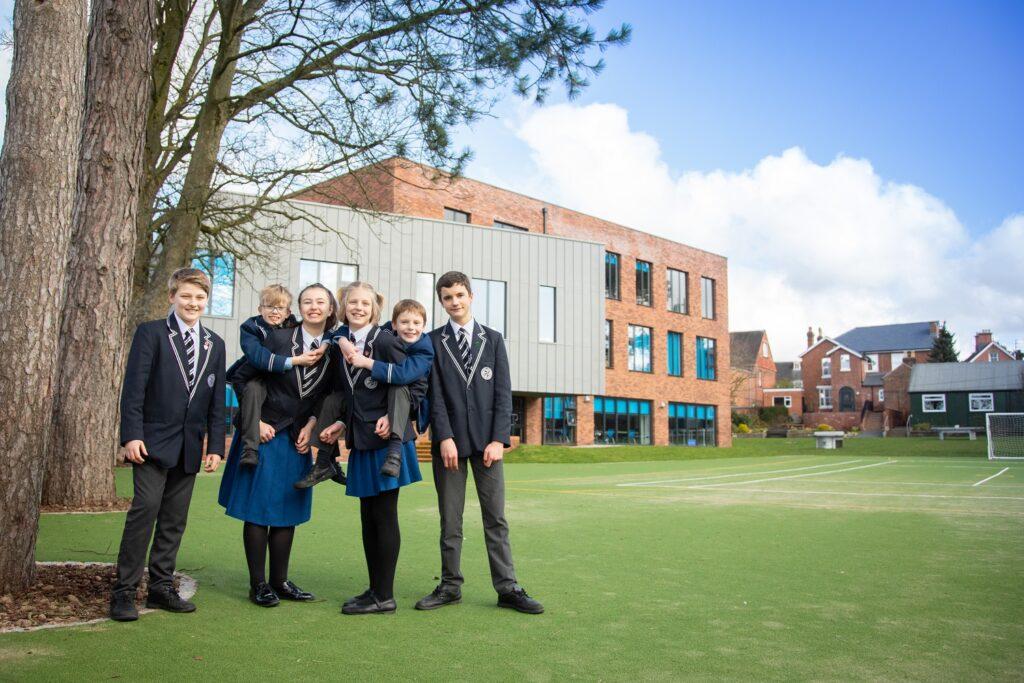 St Dominic's Priory School open days