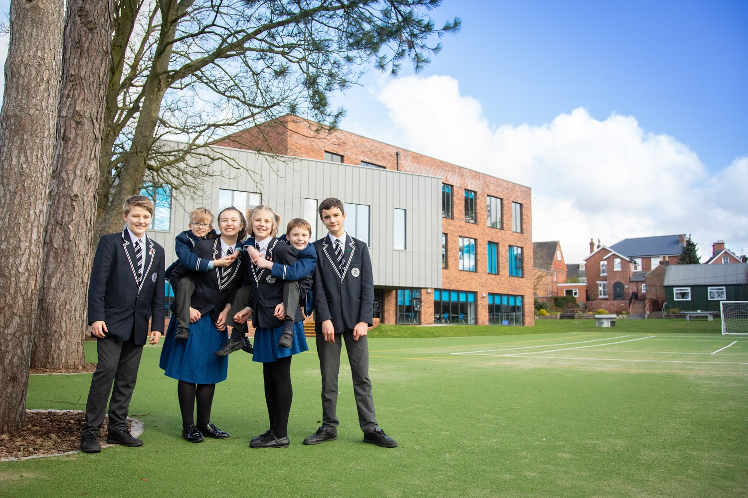 St Dominic's Priory School open days