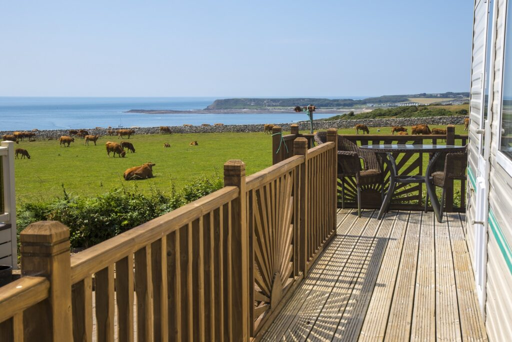 Gower Peninsula holiday parks