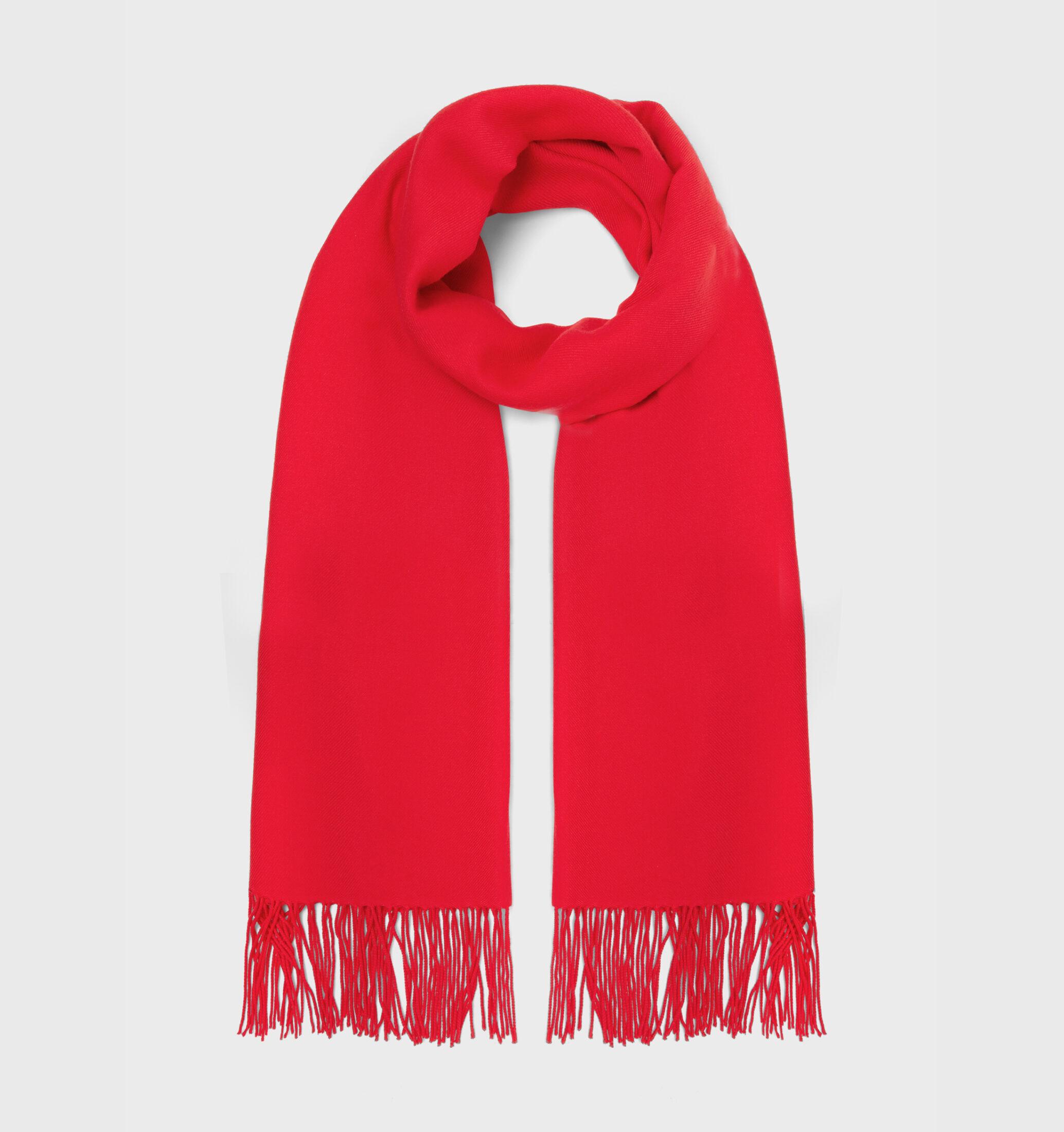 Matilda Scarf Red £45 Hobbs