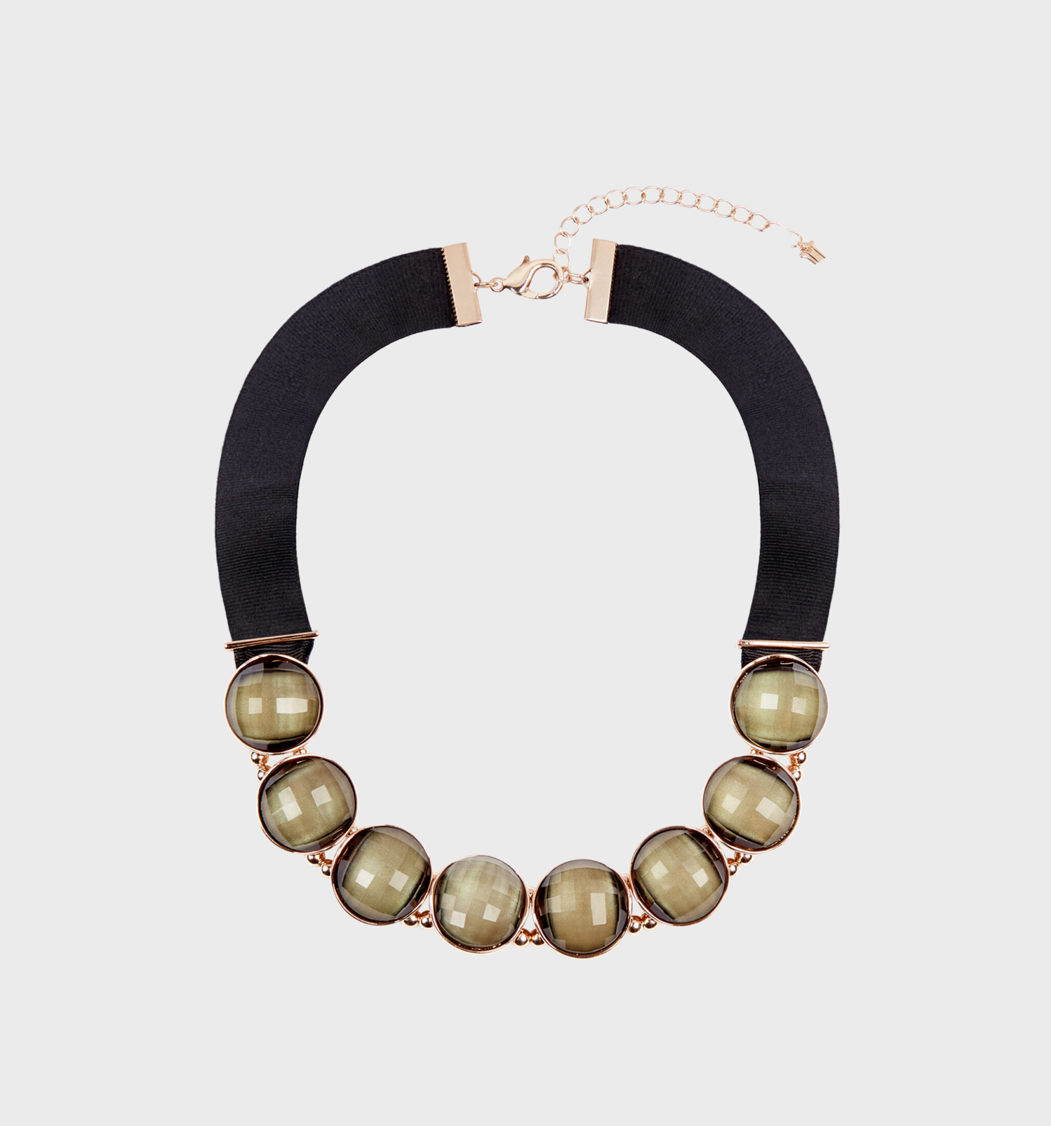 Zoey Collar Necklace Gold £45 Hobbs