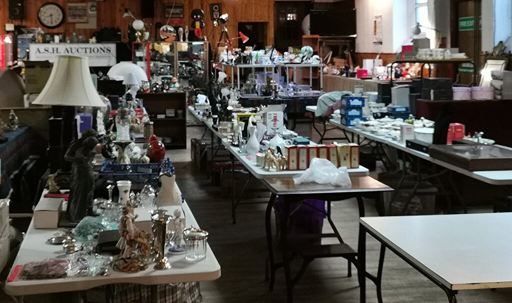 Auction in Staffordshire