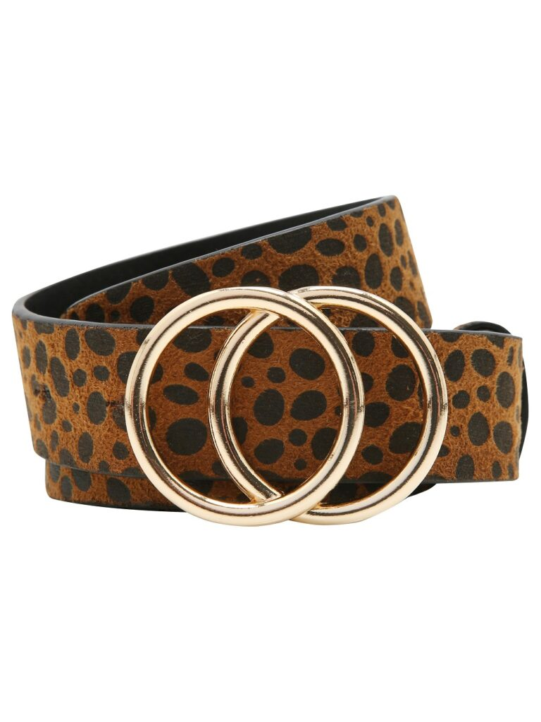 Animal Double Circle Belt £8.99 M&CO