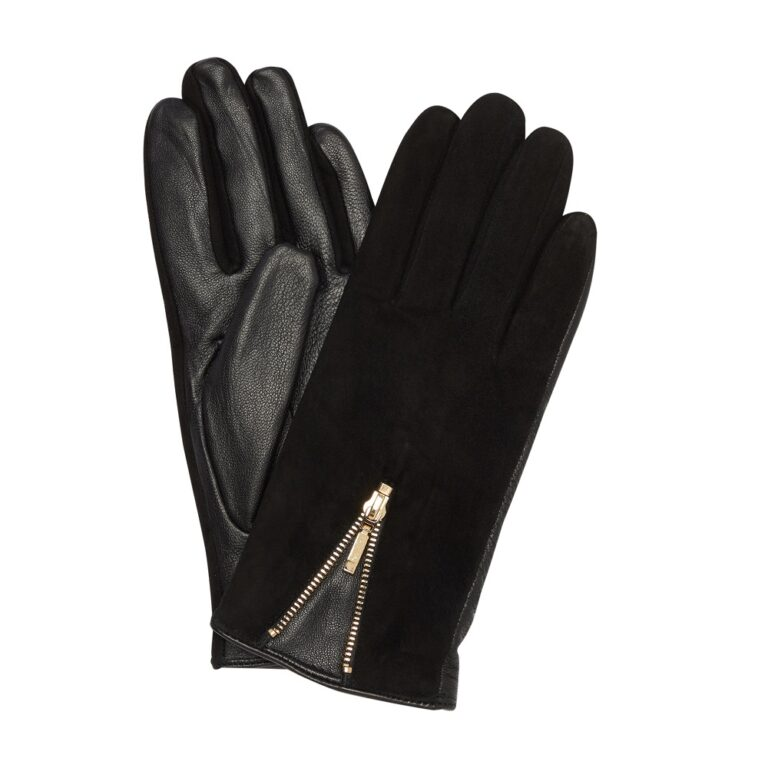 Irminir Black Gloves £40 www.dunelondon.com