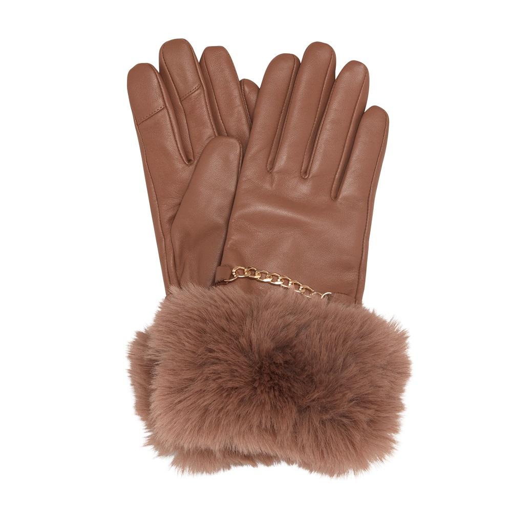Isabel Tan Gloves £45 www.dunelondon.com