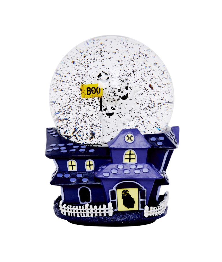 Purple Halloween Globe £12.99 Homesense