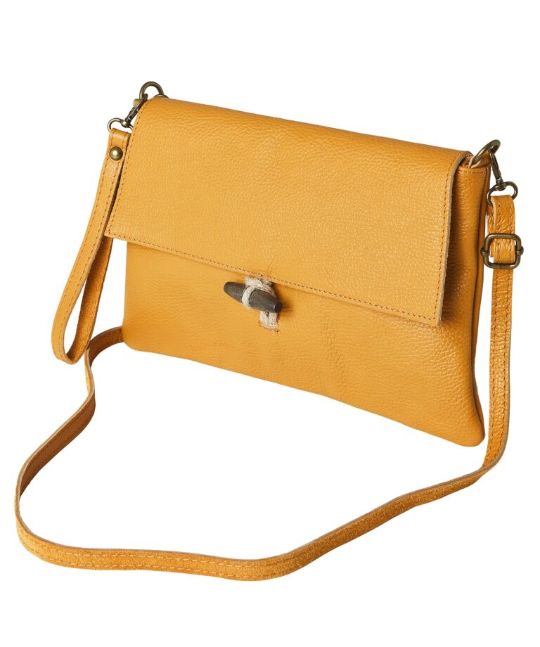 Magic of Milan Soft Leather Bag £49 Joe Browns