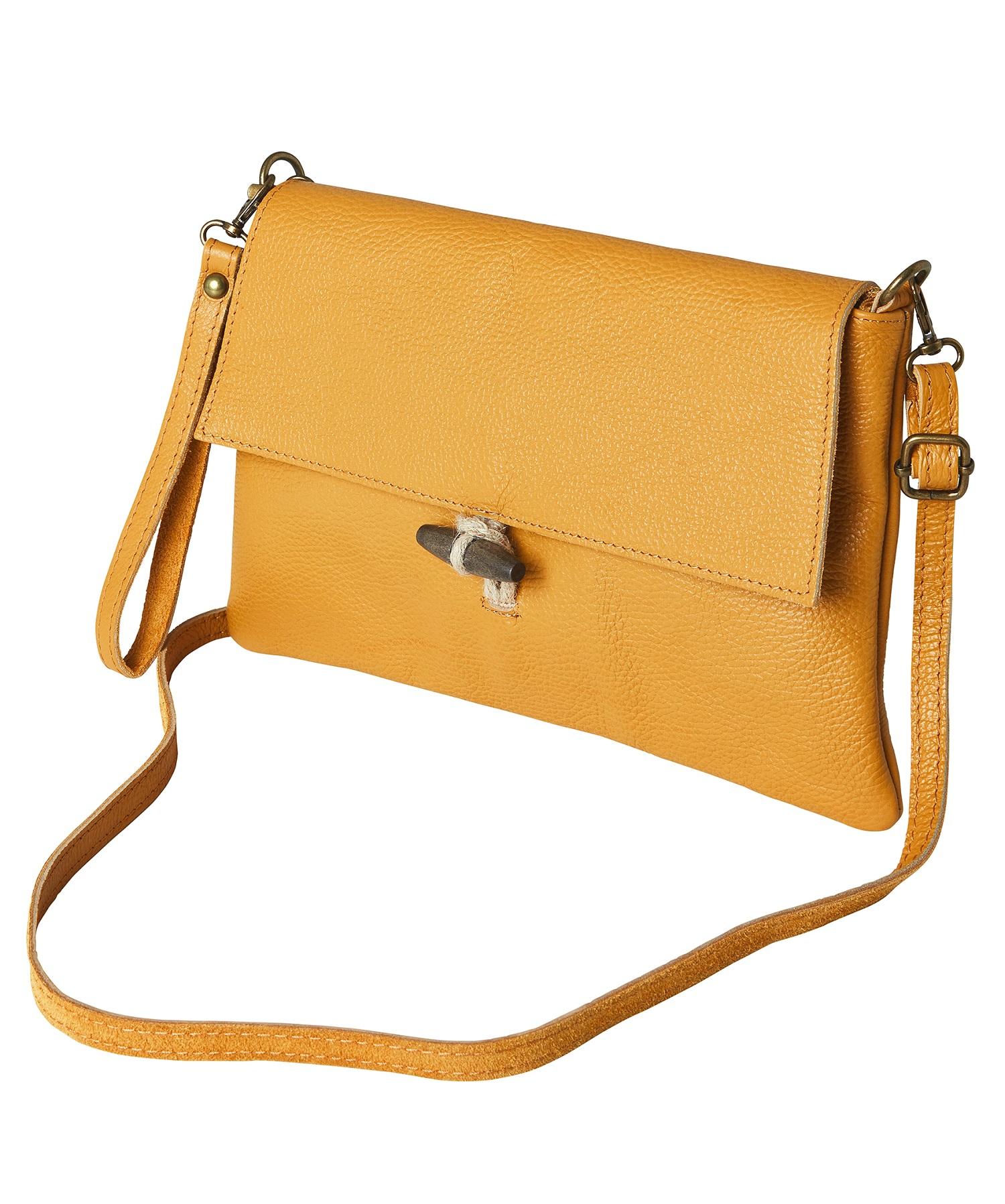 Magic of Milan Soft Leather Bag £49 Joe Browns