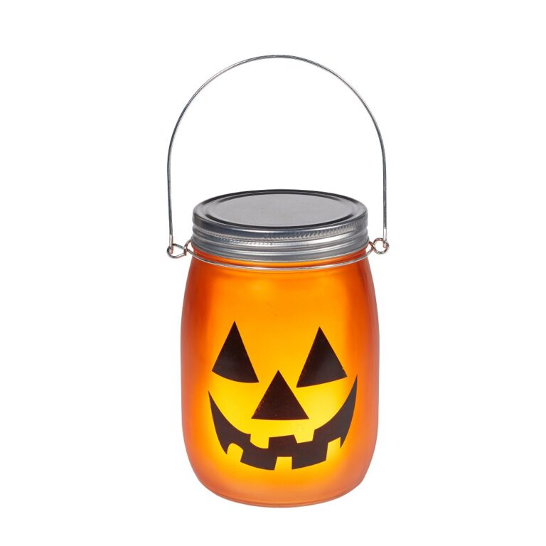 Pumpkin Halloween Candle Lantern £14.99 Lights4Fun