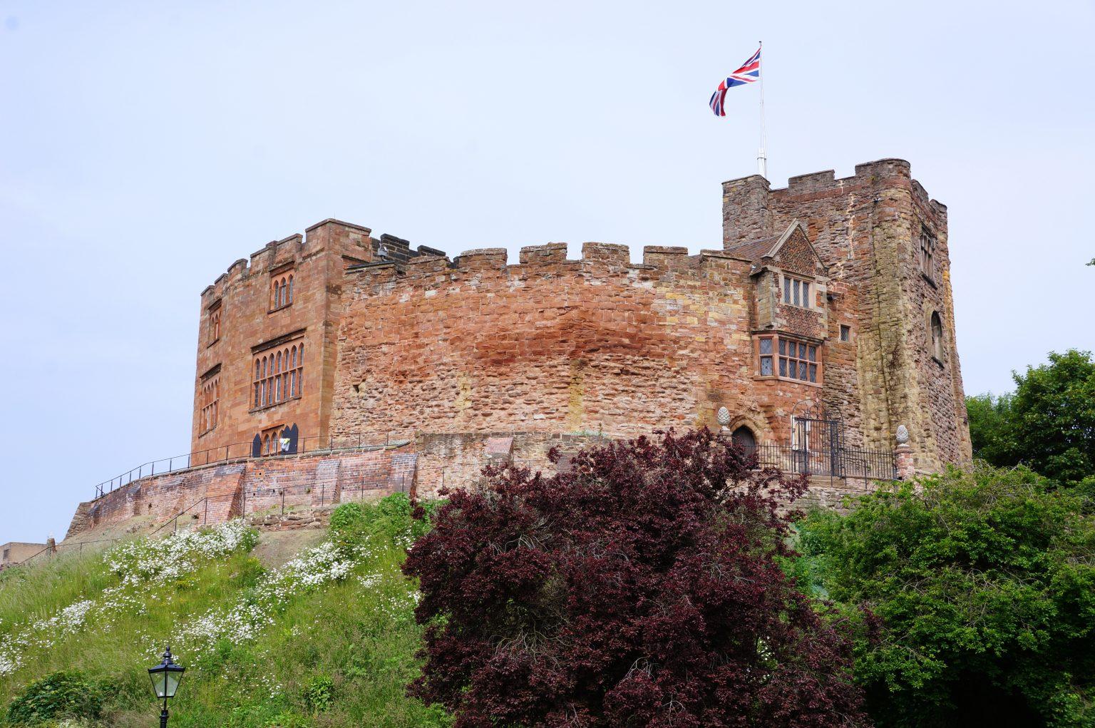 Tamworth Castle - Tamworth