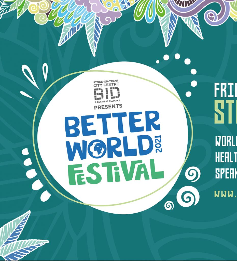 Better World Festival Banner