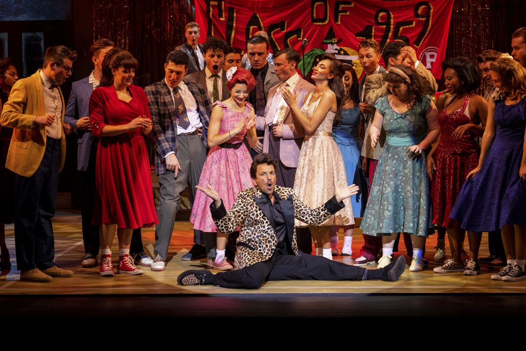 Grease, The Musical