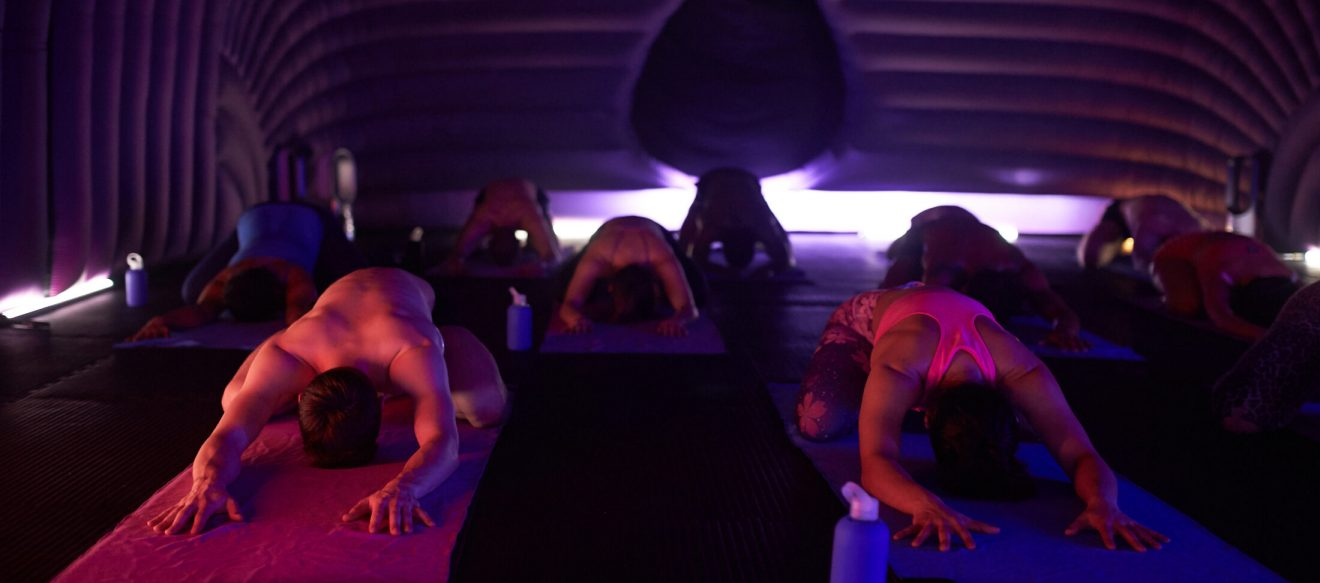 Hotpod Yoga Stoke