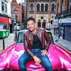 Peter Andre, Grease Musical