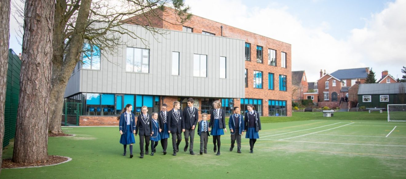 St Dominic's Priory School
