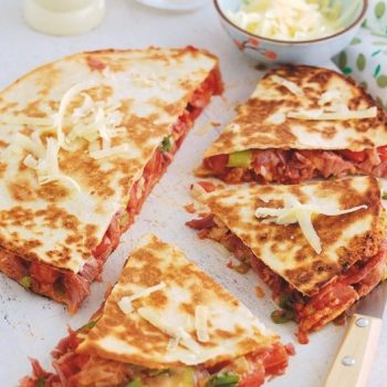 Tortilla Pan Sandwich