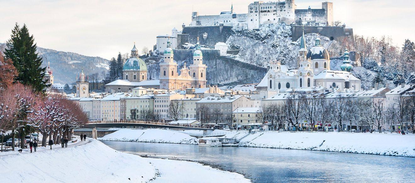 Salzburg at Christmas