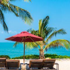 tropical holiday destinations