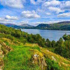 Discover the lake district