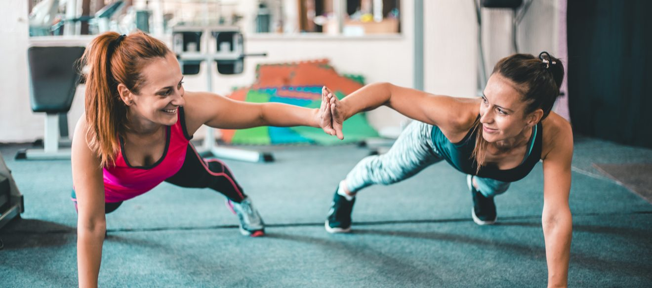 fitness classes in Staffordshire