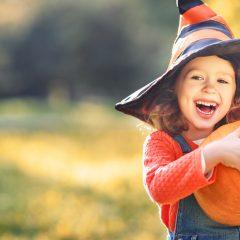 pumpkin picking staffordshire
