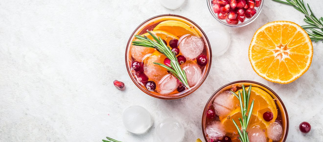 autumn gin flavours