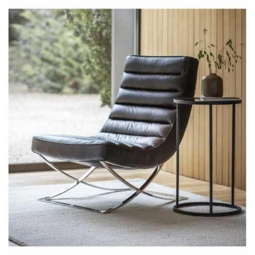 sq600-170560-Lounger-Black-Leather